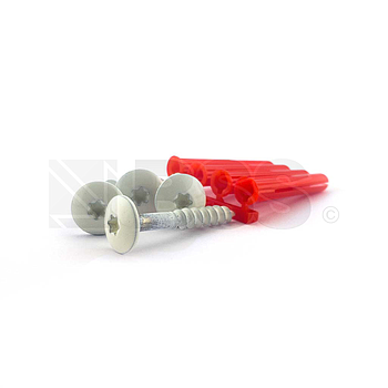 35mm Tamperproof Screw Pack