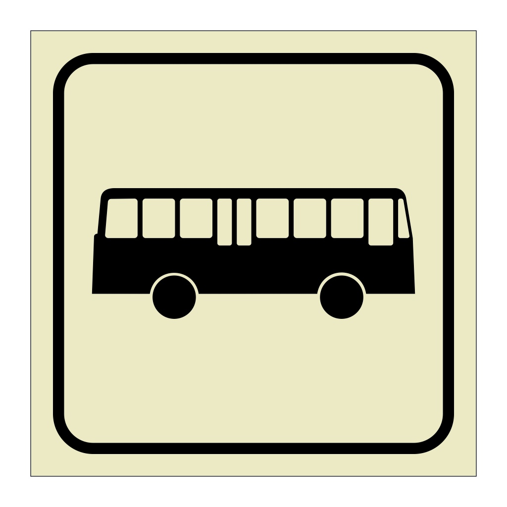 Buses (Marine Sign)