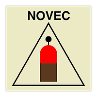 Novec Remote Release Station (Marine Sign)