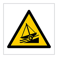 Slipway symbol sign