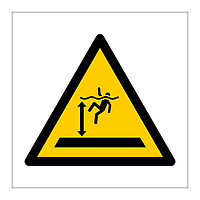 Deep Water symbol sign