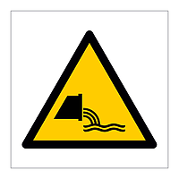 Sewage Effluent Outfall symbol sign
