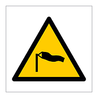 Strong Winds symbol sign