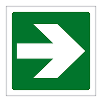 Directional Arrow Right sign