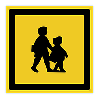 School Bus Sign
