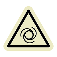 Automatic start-up Symbol (Marine Sign)
