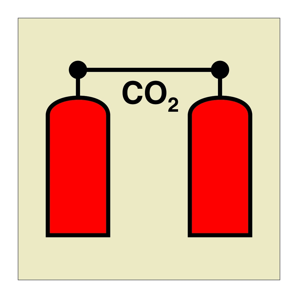 CO2 Release Station (Marine Sign)